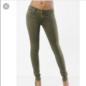 Seven of Mankind Skinny Jeans - Size 28